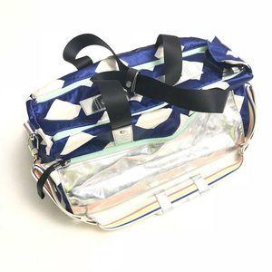 Lululemon Seawheeze On The Run Duffle Bag RARE